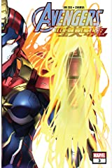 Avengers: Tech-On (2021-) #3 (of 6) Kindle Edition