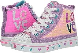 Skechers kids twinkle toes twinkle lite 20067l little kid
