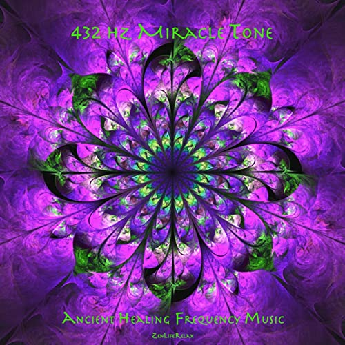 432 Hz & 528 Hz - Miracle Healing Tones - Raise Your Vibration by