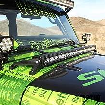 Best jeep wrangler hood led light bar Reviews