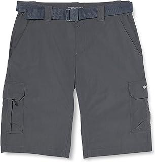 Columbia Men's Cargo Shorts, Silver Ridge II Cargo Short, Nylon