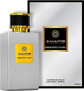 Surprise Collection Essence D' Musc by Amaris - perfumes for men - Eau de Parfum, 85ml