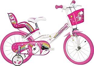 Dino Bikes Bicicleta Unicorn Rosa Ciclismo Deportes Juguetes Juegos Niños