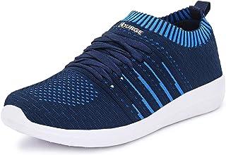حذاء الجري لوير-126 للرجال من بورج باللون الازرق