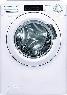 Candy Smart Pro CSOW 4855TE/1-S Waschtrockner/Waschen 8 kg/Trocknen 5 kg/Smarte Bedienung mit Wi-Fi + Bluetooth/Easy Iron - Dampffunktion/Mix Power System