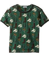 Dolce & Gabbana Kids - City Western Short Sleeve T-Shirt (Toddler/Little Kids)