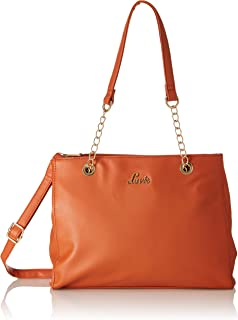 Lavie Mianserin Medium Satl Women's Handbag (Orange)