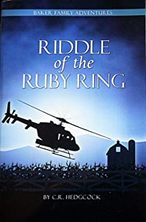Riddle of the Ruby Ring (Baker Family Adventures Book 3)