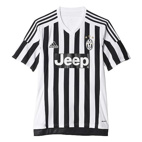 adidas Juventus Home Jersey-White 9439fec35