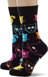 Happy Socks, Cat Vs Dog Gift Box, Calcetines para Mujer