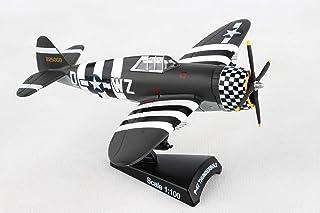 Daron Postage Stamp PS5359-3 Republic P-47 Thunderbolt Snafu 1: 100 Scale Diecast