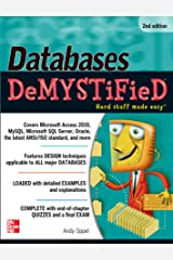 Databases DeMYSTiFieD, 2nd Edition Kindle Edition