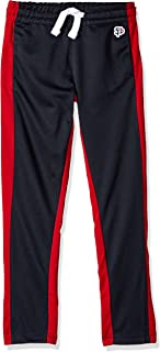 Boys' Big Athletic Track Pants Open Bottom