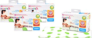 Munchkin Arm & Hammer Disposable Changing Pad - 40 Pack