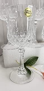 cristal d'arques glasses price