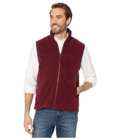 Polo Ralph Lauren Poly Fleece Vest (Classic Wine) Men