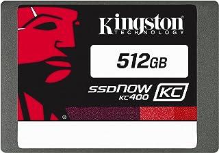 SKC400S37/512G [512GB SSDNow KC400 SSD (2.5インチ 7mm / SATA 6G / MLC / 5年保証)]