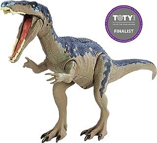 Jurassic World Dino Sonidos Baryonyx, dinosaurio de juguete (Mattel FMM26)