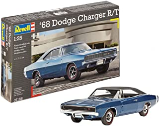 Revell 07188 1968 Dodge laddare R/T modellsats