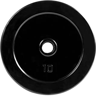 CAP Barbell Rubber Coated Weight Plate