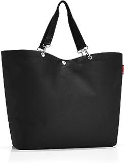 reisenthel Shopper XL, Extra Large Lightweight Tote Bag, Black