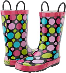 Western Chief Kids - Dot Party Rain Boot (Toddler/Little Kid/Big Kid)