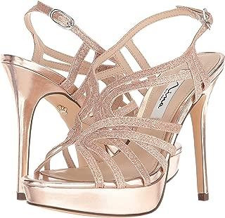 Best nina solina platform evening dress sandals Reviews