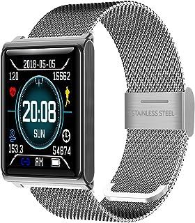 Amazon.es: reloj inteligente - Negro: Relojes