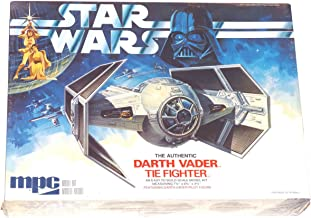 Star Wars Darth Vader Tie Fighter Model Factory Sealed Vintage 1978 MPC General Mills MISB