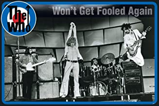 NMR 24644 The Who Won't Get Fooled Decorative Poster