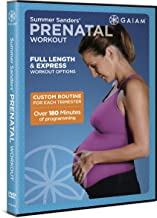 Summer Sanders' Prenatal Workout