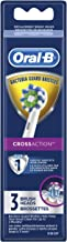 Oral-B Cross Action Electric Toothbrush Replacement Brush Heads Refill, 3 Count (EB50-3)