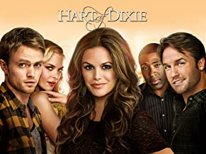 hart of dixie serie