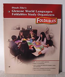Dinah Zikes's Glencoe World Languages Foldable Study Organizers