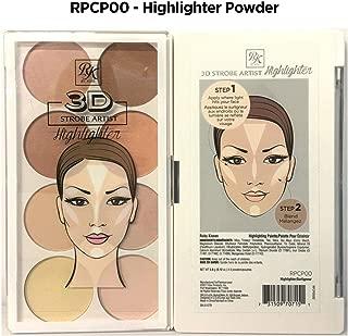 Ruby Kisses 3D Contour Artist Powder RPCP00 (Highlighter)