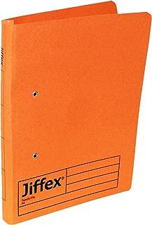 Rexel Eastlight Jiffex A4 Transfer File - Orange (Pack Of 50)