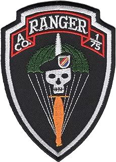 A Co 1/75 A Company 1st Battalion 75th Ranger Regiment Patch
