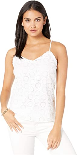 Resort White Sunshine Eyelet