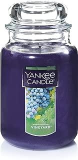 Yankee Candle Large Jar Candle, Vineyard