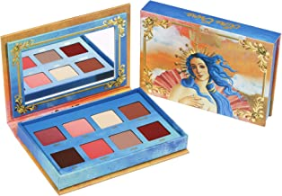 Lime Crime Venus Eyeshadow Palette - 8 Full Sized Matte and Metallic Eyeshadows - Grunge-Inspired Shades, Unconventional Neutrals - Mirrored Box - Vegan
