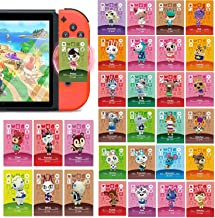 $20 » 31PCS ACNH Tiny NFC Tag Game Villager Invite Cards for Animal Crossing New Horizons Compatible with Switch/Lite/Wii U/New 3DS