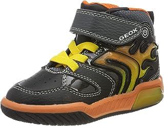 Geox J Inek Boy C, Sneaker Garçon