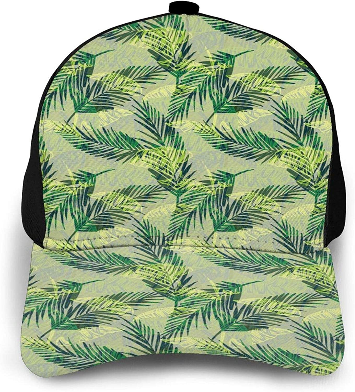 GULTMEE Baseball Cap Dad Hat Adjustable Polo Trucker Unisex Style Headwear