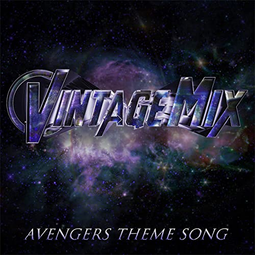 Avengers Theme Song by Vintage Mix on Amazon Music - Amazon com