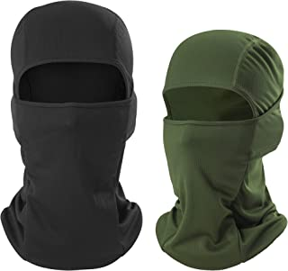 AXBXCX Balaclava - Breathable Face Mask Windproof Dust Sun UV Protection