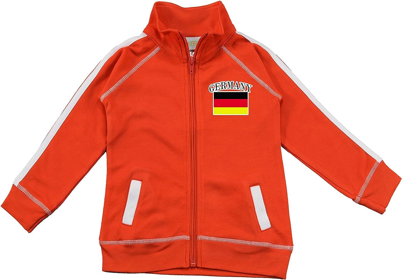 PAM GM Little Boys Germany Dedication Track Soccer Jacket Some reservation