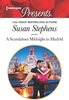 A Scandalous Midnight in Madrid (Passion in Paradise Book 2)