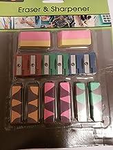 Eraser & Sharpener Set