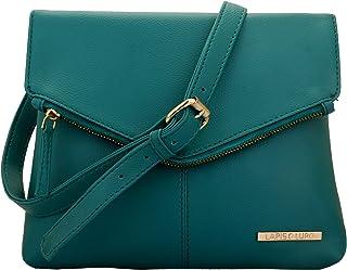 Lapis O Lupo Danish Women's Sling Bag (Turquoise)