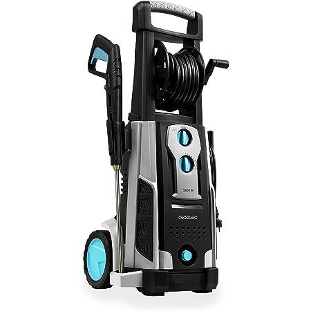 Cecotec Hidrolimpiadora HidroBoost 3200 Induction Pro. 3200 W, 225 Bares de presión, Motor de inducción brushless, Accesorio para suelos y coche, Caudal máx 540 l/h